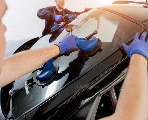 Auto Glass repair in north Vancouver, BC